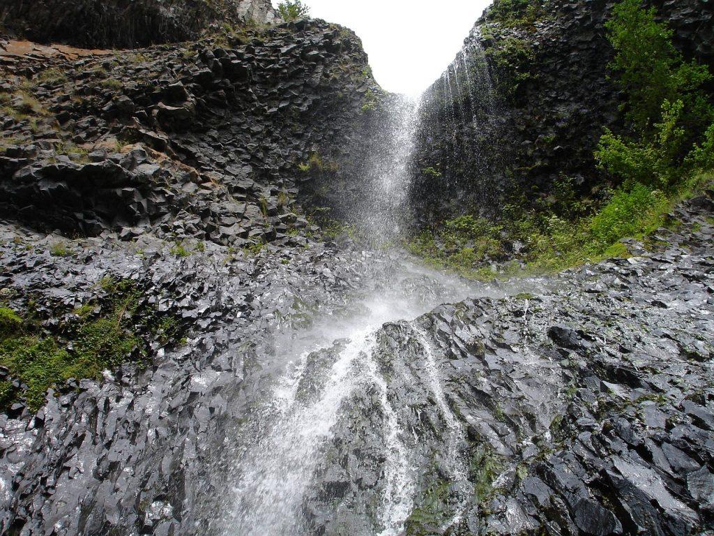 Cascade du Ray Pic en Ardèche