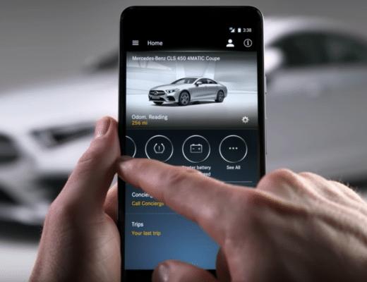 Appli auto Android